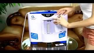 Hướng dẫn cách sử dụng máy tạo oxy