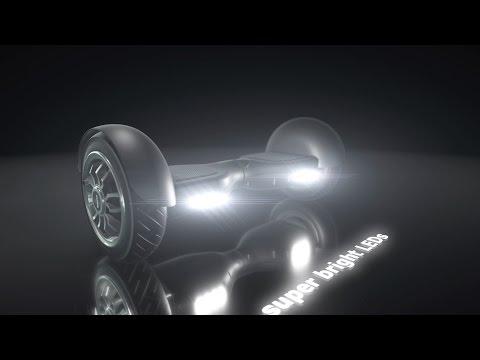 Hama Balance Scooter - Bereit für ein neues Fahrerlebnis? (видео)