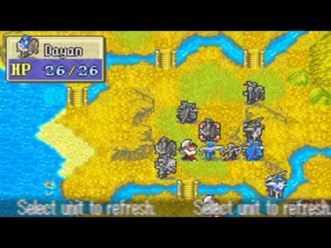 FE6 Reverse LTC Chapter 10: The Resistance Forces