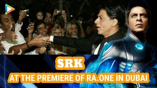 RA.One World Premiere in Dubai