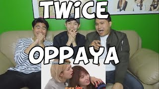 Video TWICE - OPPAYA REACTION (FUNNY FANBOYS) MP3, 3GP, MP4, WEBM, AVI, FLV Juli 2018