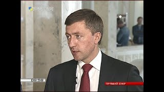 Сергій Лабазюк у ранковому ефірі телеканалу Рада (19.06.2018)