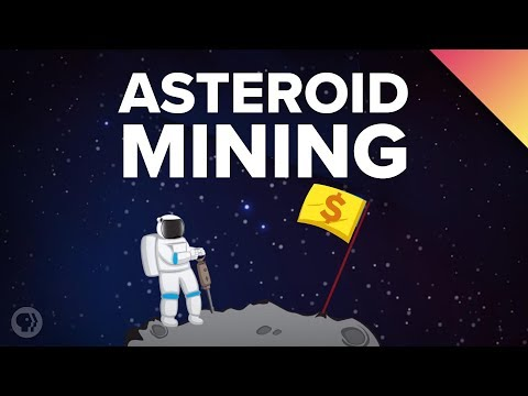 Asteroid Mining Will Revolutionize Our Future Economy