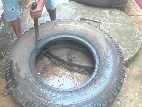 Cópia de Artesão de Pneus em Vilhena Rondônia
