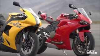 7. EBR 1190RX vs Ducati Panigale