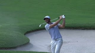 Dustin Johnson's brilliant approach at the TOUR Championship by PGA TOUR