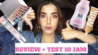 Video BELANJA BULANAN FIRST IMPRESSION ! ponds bb magic ,morphe ,the ordinary,  it cosmetics , etc MP3, 3GP, MP4, WEBM, AVI, FLV Januari 2019