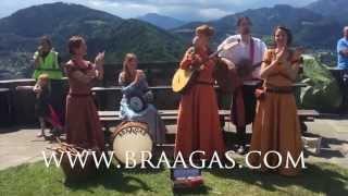 Video BraAgas - La Comida