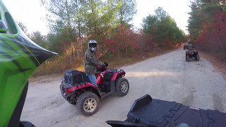 8. Sportsman 550 on the Trails!