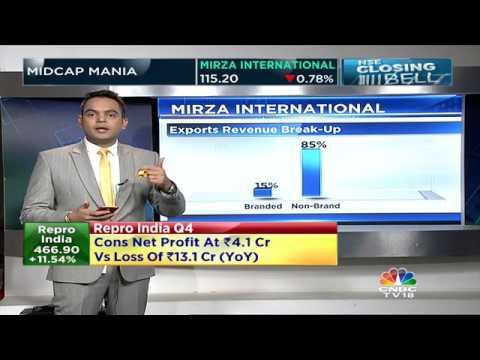 Midcap Mania - Mirza International - May 8, 2017