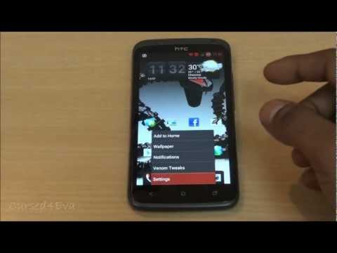 HTC One X: Viper X Rom Review – Amazing Cuztomization Options – Cursed4Eva