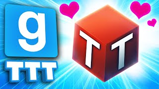 IS THIS A TRAITOR CUBE? | Gmod TTT