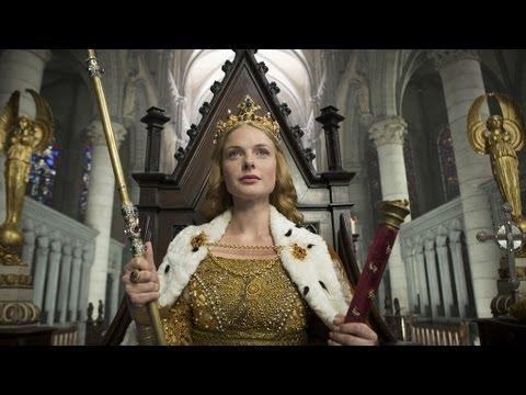 Série BBC - The White Queen trailer