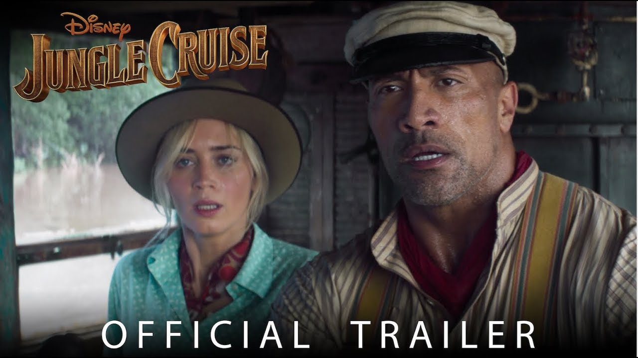Trailer for Jungle Cruise (2020) Image