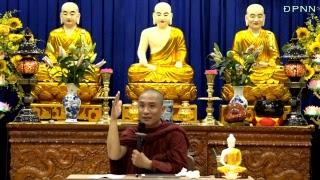 [Livestream] Bài Kinh Trung Bộ số 14: Tiểu Kinh Khổ Uẩn (Cùladukkhakkhanda Sutta)