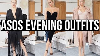 Three ASOS evening outfits I wore over Christmas and New Year. Links to everything below. FOLLOW ME ↓ E: joannechristinalewis@hotmail.co.uk ...