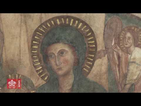 Video Preghiera del Papa per i malati del Coronavirus