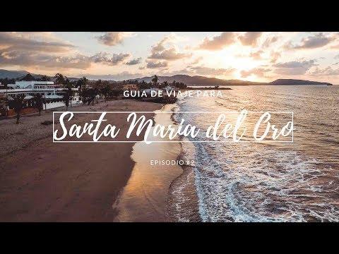 Que hacer y ver en Santa Maria del Oro || Riviera Nayarit #1