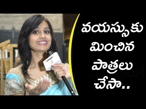 Telugu Actress Laya Exclusive interview from USA