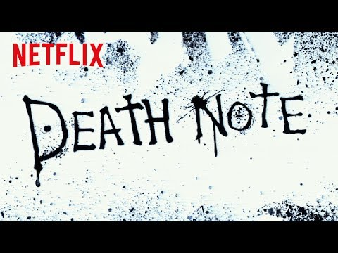 Death Note (TV Spot 'San Diego Comic-Con')