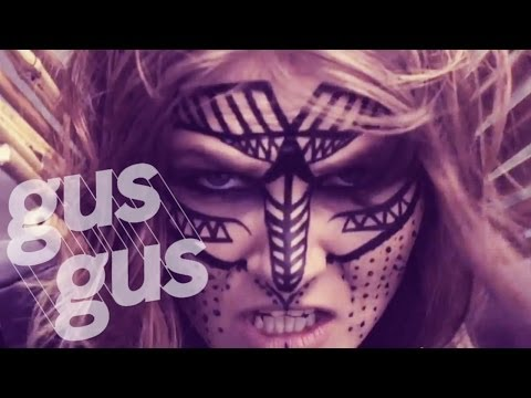 Gusgus - Over (Official Video) (видео)