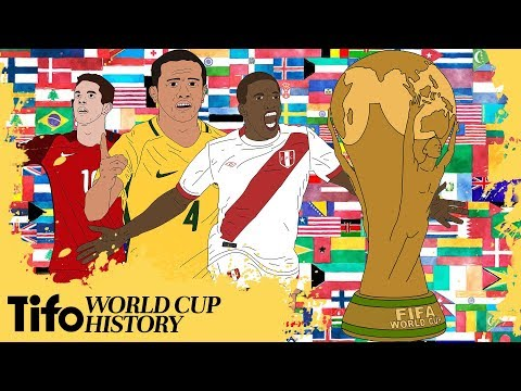FIFA World Cup 2018™: Story Of Qualification Part 1