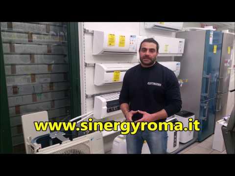 Come e' fatto e come funziona un climatizzatore con la pompa di calore