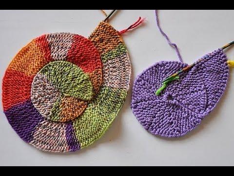 Stricken * 10-Stich-Spirale optimiert * 10 Stitch Spiral reloaded