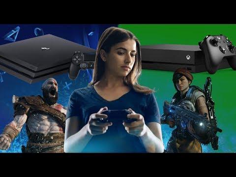 PlayStation 4 Pro или Xbox One X: Что Лучше?