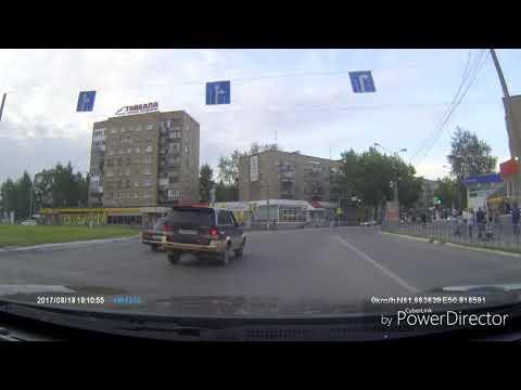 Авария в Сыктывкаре