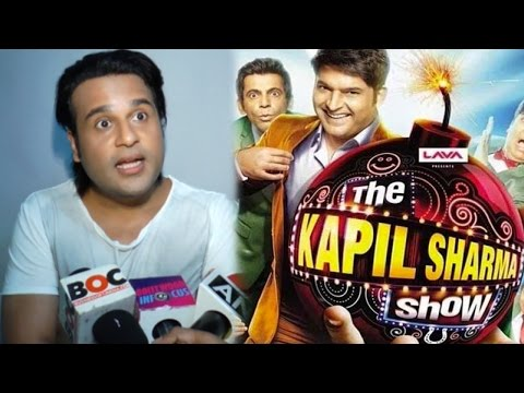 Krushna Abhishek Comparing His Show To Kapil Sharm
