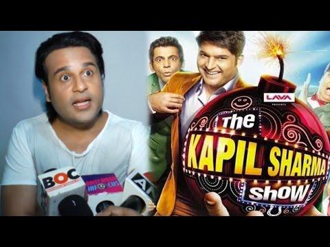 Krushna Abhishek Comparing His Show To Kapil Sharm