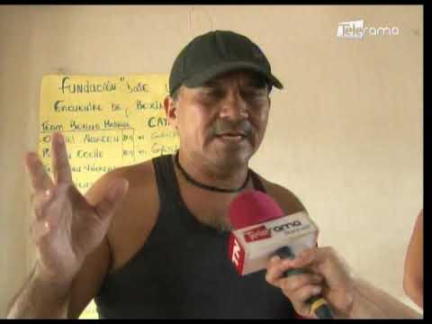 Fundación Date un Chance enseña boxeo a chicos vulnerables y con adicciones
