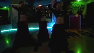 Выступление на вечеринке Tango Solar