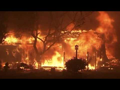 Thousands evacuated as Camp Fire explodes in size Butte County