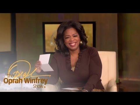 Why Ellen DeGeneres Had a DNA Test Done for Oprah's Birthday | The Oprah Winfrey Show | OWN