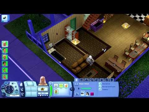 DiZick и Sims 3 #4 Игра для Мужиков!