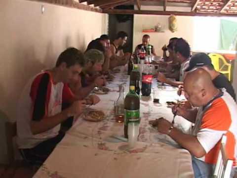 Banda Fonte Luminosa em Macaubal - Almoço - Flávio Ness