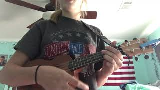 Love me ~ Elvis Presley//ukulele cover