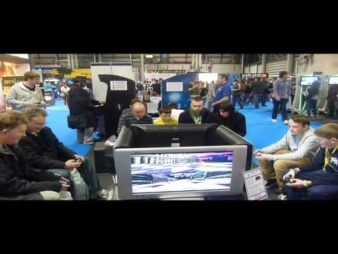 Replay Lounge @ Gadget Show Live 2012 (видео)