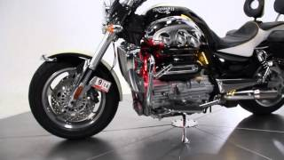 3. 2007 TRIUMPH ROCKET III SPECIAL TWO TONED