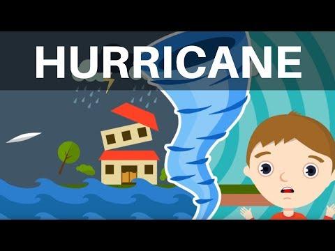 Hurricane Information for Kids - Hurricane Facts - What is a Hurricane? - Hurricane Information