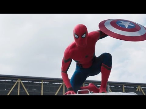 Video Spiderman's Legendary Entrance #Underoos download in MP3, 3GP, MP4, WEBM, AVI, FLV January 2017