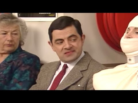 hospital - Stay tuned, click here: http://bit.ly/SubscribeToMrBean Mr. Bean's hand is stuck in a tea pot so he has to pay the hospital a visit. He doesn't want to wait ...