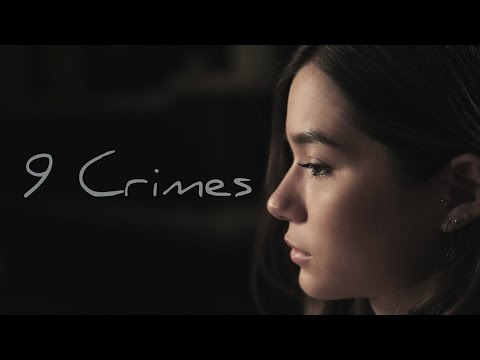 9 Crimes | Cover | BILLbilly01 Ft. Violette Wautier