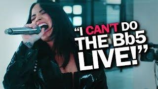 Video Demi Lovato's KNOWLEDGE About Her Own Voice! MP3, 3GP, MP4, WEBM, AVI, FLV November 2018