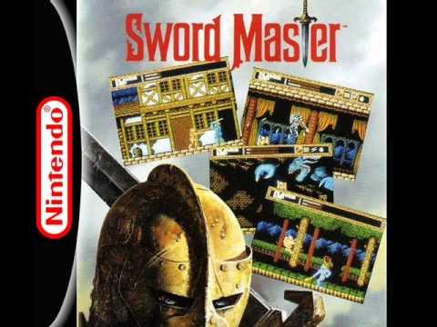 sword master nes youtube
