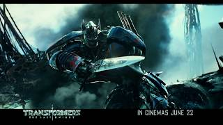 The Last Knight shatters the core myths of the Transformers franchise, and redefines what it means to be a hero. Humans and Transformers are at war, Optimus Prime is gone. The key to saving our future lies buried in the secrets of the past, in the hidden history of Transformers on Earth. Saving our world falls upon the shoulders of an unlikely alliance: Cade Yeager (Mark Wahlberg); Bumblebee; an English Lord (Sir Anthony Hopkins); and an Oxford Professor (Laura Haddock).There comes a moment in everyone's life when we are called upon to make a difference. In Transformers: The Last Knight, the hunted will become heroes. Heroes will become villains. Only one world will survive: theirs, or ours. Subscribe: http://bit.ly/1OgOYMQWith over 100 years of experience entertaining audiences, Paramount Pictures expands its reach through Paramount Pictures International (PPI). PPI markets and distributes its films globally, enabling viewers all around the world to enjoy titles such as The Godfather, Star Trek, Mission: Impossible, Paranormal Activity, Transformers, and many more.VISIT US ON THE WEB:http://ParamountPictures.co.ukLIKE US ON FACEBOOK:https://www.facebook.com/ParamountPicturesUK/FOLLOW US ON TWITTER:https://twitter.com/paramountukTransformers: The Last Knight  Fight Chapter  Paramount Pictures UK