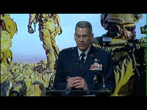 29th National Space Symposium: The Space Warfighters Luncheon