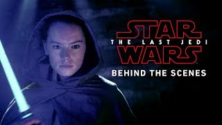 Go behind the scenes of Star Wars: The Last Jedi. In theaters December 15. Visit Star Wars at http://www.starwars.comSubscribe to Star Wars on YouTube at http://www.youtube.com/starwarsLike Star Wars on Facebook at http://www.facebook.com/starwarsFollow Star Wars on Twitter at http://www.twitter.com/starwarsFollow Star Wars on Instagram at http://www.instagram.com/starwarsFollow Star Wars on Tumblr at http://starwars.tumblr.com/